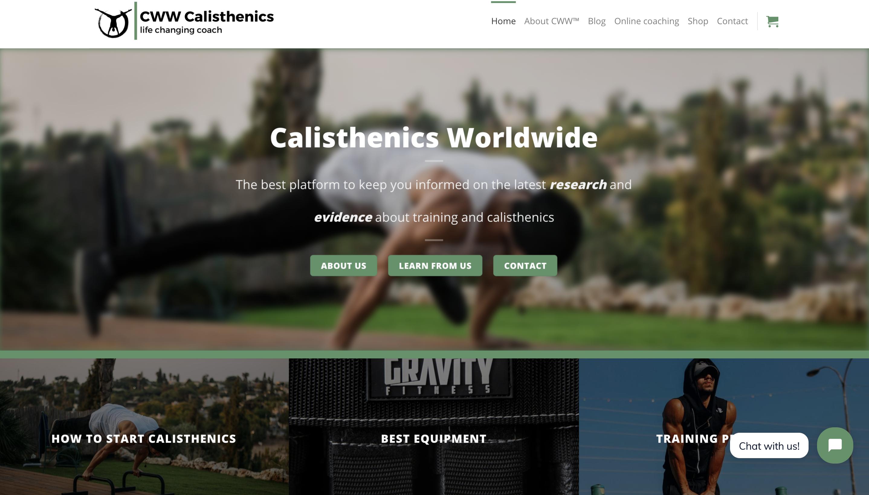 Calisthenics Worldwide